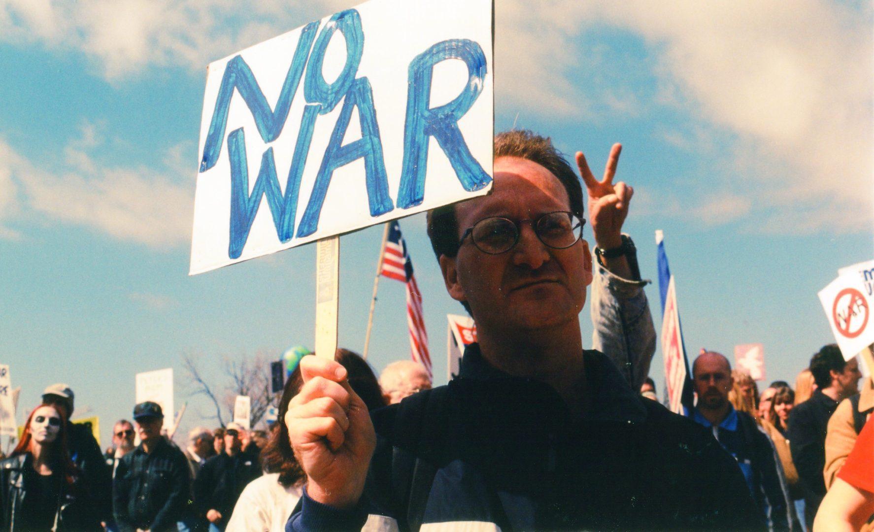 Bildergebnis für There is no such thing as a green war