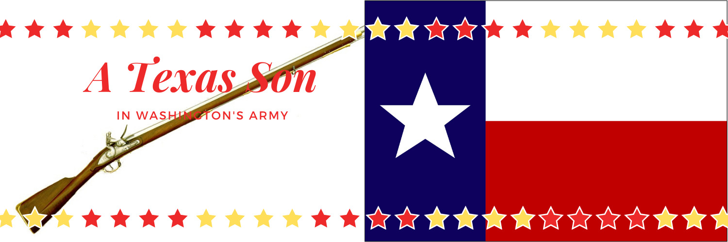 A Texas son in Washington's Army Chapter 1