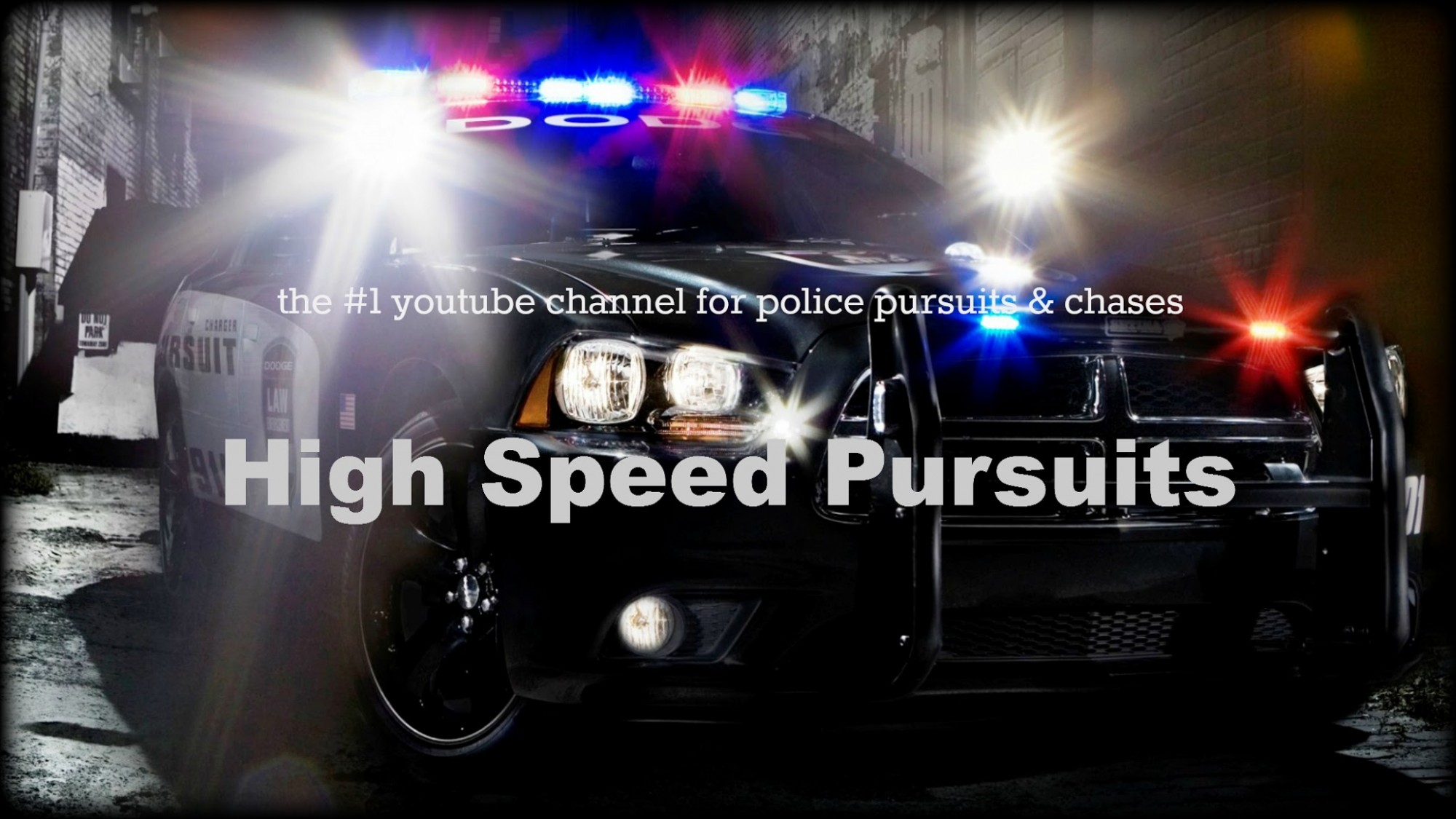 high speed vehicle pursuits - HD1920×1080
