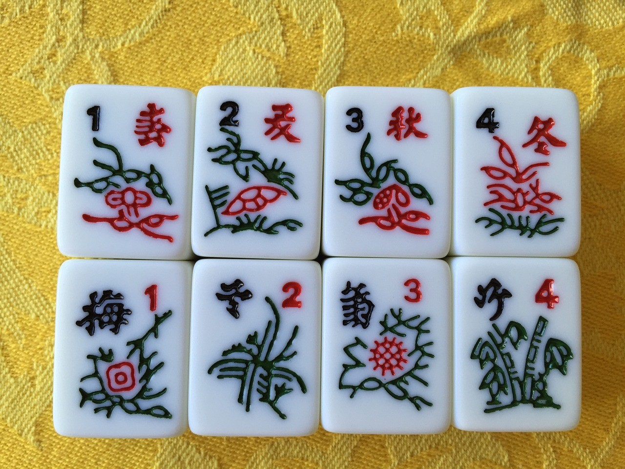 Here Are The Strategies To Keep In Mind While Playing Mahjong Tiles