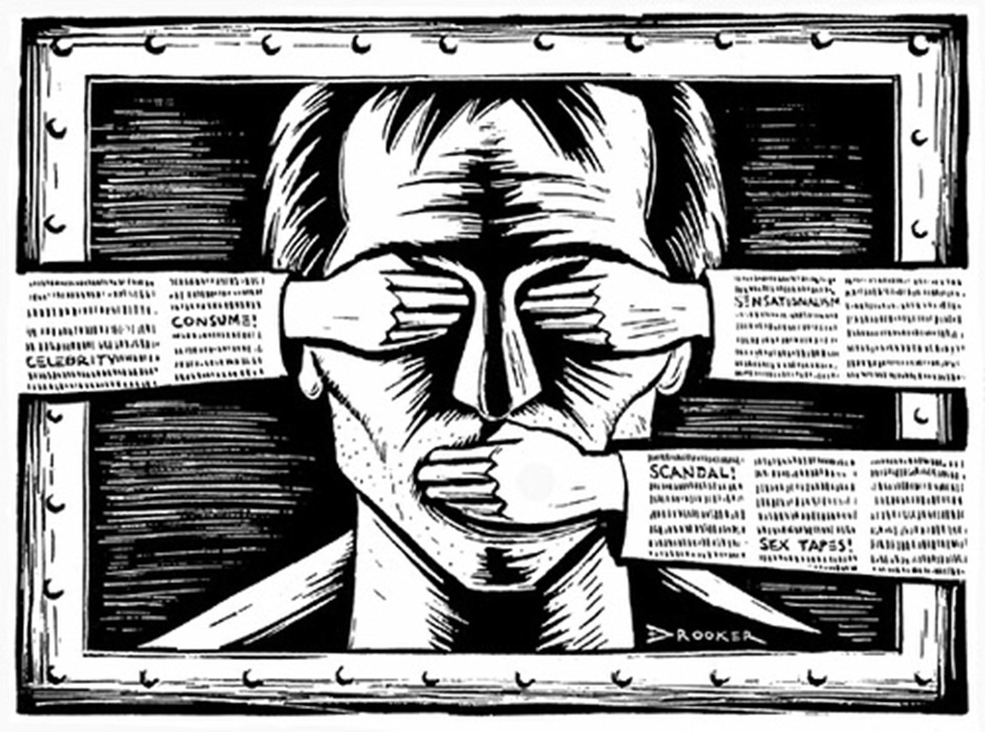 Julian Assange, Bryan Carmody: Journalism is Under Attack in the U.S.