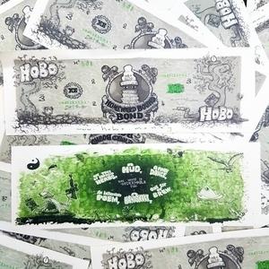 hobo dollar money pile