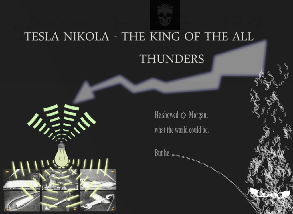 Nikola Tesla   Minds